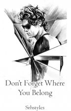 Don't Forget Where You Belong by SRHstyles