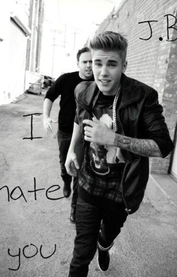 я ненавижу тебя.