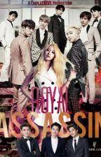 Royal Assassin {EXO Chanyeol and BTS fan fiction} by TripleMMMai