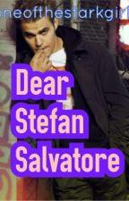 Dear Stefan Salvatore by oneofthestarkgirls