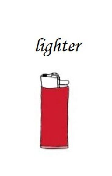 Lighter :: luke hemmings ✔