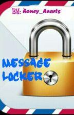 Message Locker (One Shot) by honey_hearts