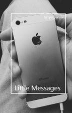 Little Messages by larryexpensive