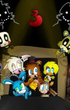 Five night's x reader oneshots by 28Balto_Icefire28