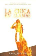La Chica En Llamas-Fanfic Nico di Ángelo [Terminada] by AnaJ_Arqueo
