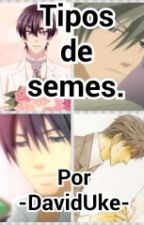 Tipos de Semes. by JesusD12