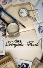 Das Dingsda-Buch by bookaholiker