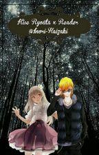 KnB y tú.// Kise Ryouta x Reader. by Inori-Haizaki