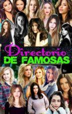 Directorio de Famosas. by Danny_GMG