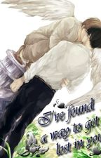 I've Found a Way to Get Lost in You [RiRen/EreRi; CZ] by my-soul-needs