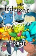Pokémon - Jederzeit zum Kampf bereit by jakokokusnuss