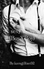 A sexy trainee (BoyXBoy) by annamariegwenn
