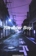 Sweater Boy // Lashton by sunnytroye