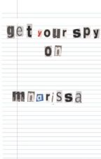 Get Your Spy On by MNarissa