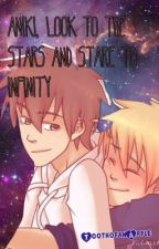 Aniki, look to the stars and stare to infinity || Woodcest by ToothofanApple