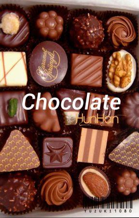 Chocolate » [ HunHan.] by Yuzuki1080