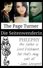 The Page Turner - die Seitenwenderin (Harry Potter Fanfiction) by Pheephy