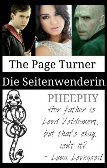 The Page Turner - die Seitenwenderin (Harry Potter Fanfiction)