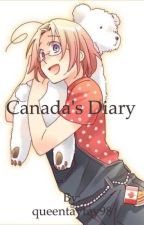 Canada's Diary by queentaytay98