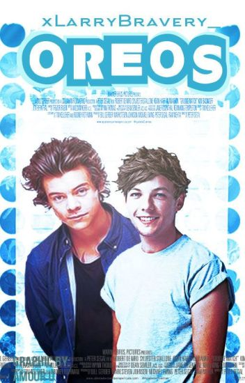 Oreos. //Larry Stylinson//