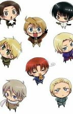 Hetalia One-Shots by CaptainCinnabun