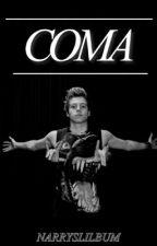 "Coma "" Lashton AU by NarrysLilBum"