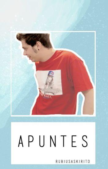 Apuntes (elrubiusomg) #WATTYS2015