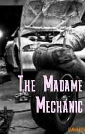 The Madame Mechanic by orangejelly