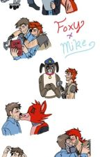 First Mate (A Foxy x Mike Story) by APHFNAF