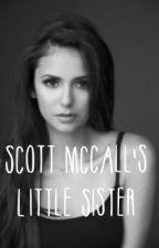 Scott McCall's Little Sister by cmmazz