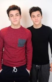 The Dolan Twins Imagines by skateynatee