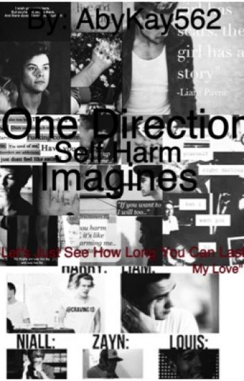 One Direction Self-Harm Imagines