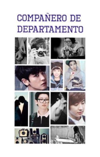 Compañero de Departamento //•Park Chanyeol y tu •//