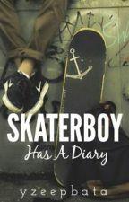 Skaterboy Has A Diary by yzeepbata