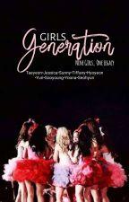 Girls Generation  by ivysanty