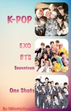 EXO BTS Seventeen - One Shots by 16KimHaYoung17