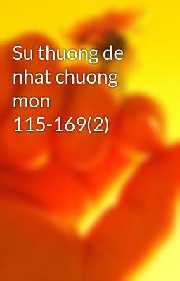 Đọc truyện Su thuong de nhat chuong mon 115-169(2)