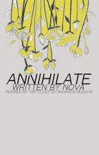 annihilate by settle-