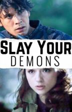 Slay Your Demons// B.B {Rewriting} by VoidBellxmy