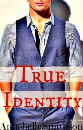 True Identity. by AnnabelleSmithson