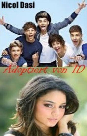 Adoptiert von One Direction (Teil 1 FF 1D)✅