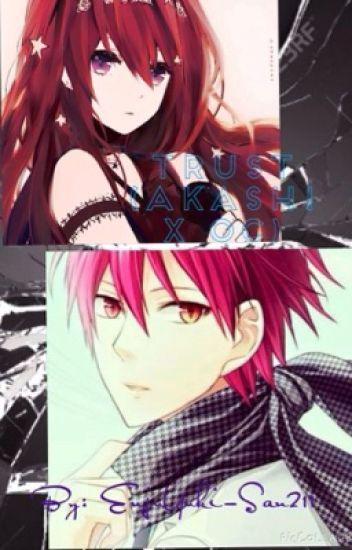 Trust (Akashi x OC) [HEAVY EDITING]