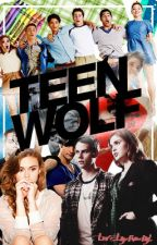 Teen Wolf Holy Book by angxekay