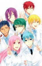 Kuroko no Basket ~GOM's Coach by Otaku4Life