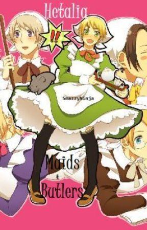 Hetalia Maids/Butlers - Drabble Series by Hetalia