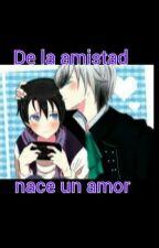 De la Amistad nace un amor {Lysandro y Armin} [yaoi] by 24_moonlight