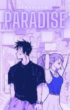 Paradise | Luffy x Nami by Sensuikan