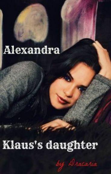 Alexandra, Klaus's daughter (TVD FF)