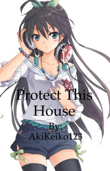 Protect this house... (Ouran Host Club fanfic)