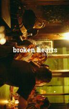 broken hearts. by jdbheaven